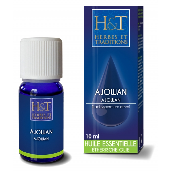 Ajowan - Huile essentielle 10 ml Herbes Traditions