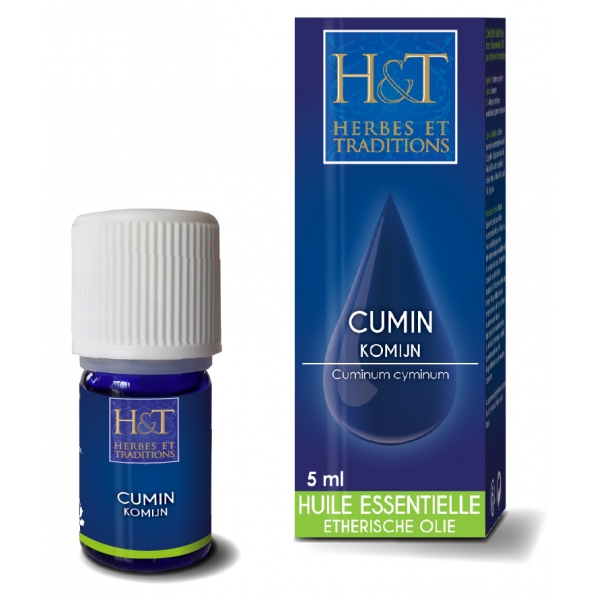 Cumin Huile Essentielle 5 ml Herbes Traditions
