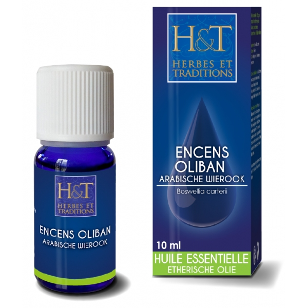 Encens Oliban - Huile Essentielle 10 ml Herbes Traditions
