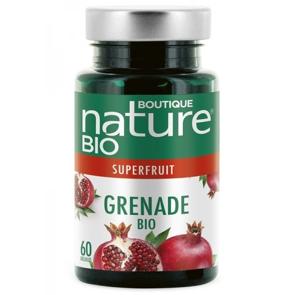Grenade Bio - 60 gelules Boutique nature