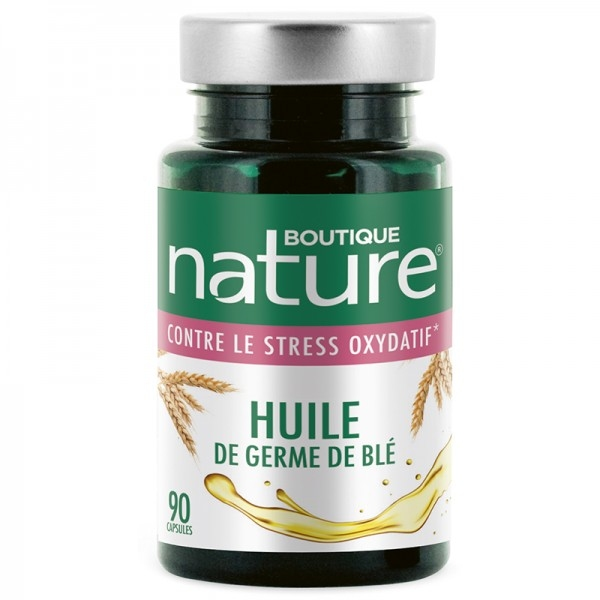 Germe de Ble - 90 capsules Boutique nature