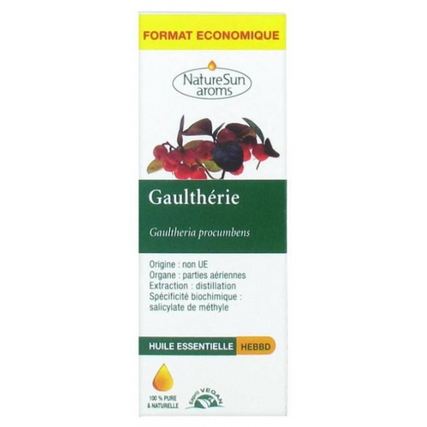 Gaultherie - Huile essentielle 30 ml NaturSun
