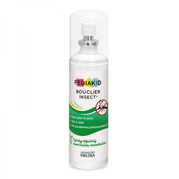 Bouclier Anti insecte Spray Pediakid