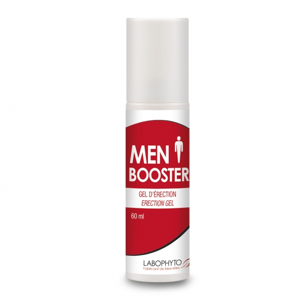 Men Booster - Gel erection 60 ml Labophyto