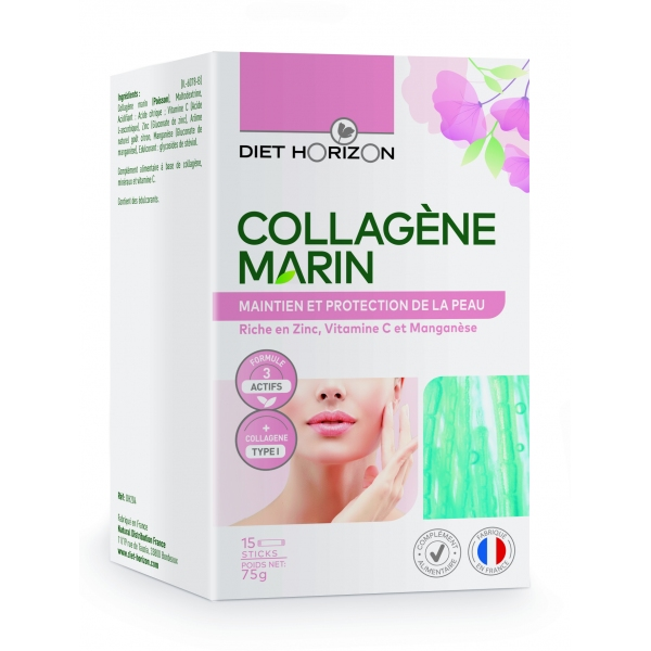 Collagene Marin 3500 mg - 15 sticks Diet Horizon