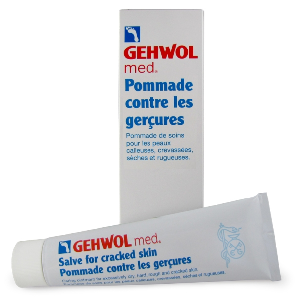 Pommade Gercures Pieds - Tube 75 ml Gehwol