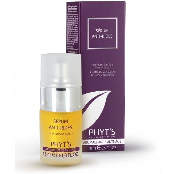 Serum du Soir Anti-Rides - Flacon 15ml Phyt's