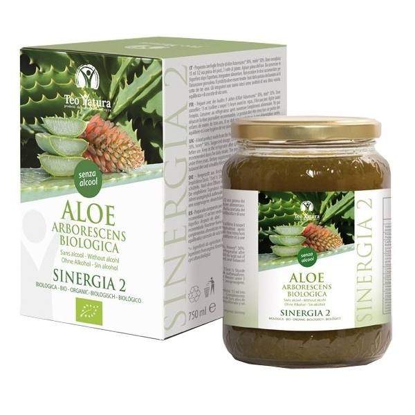 Aloe Arborescens Bio 2 - Pot 750ml Zago