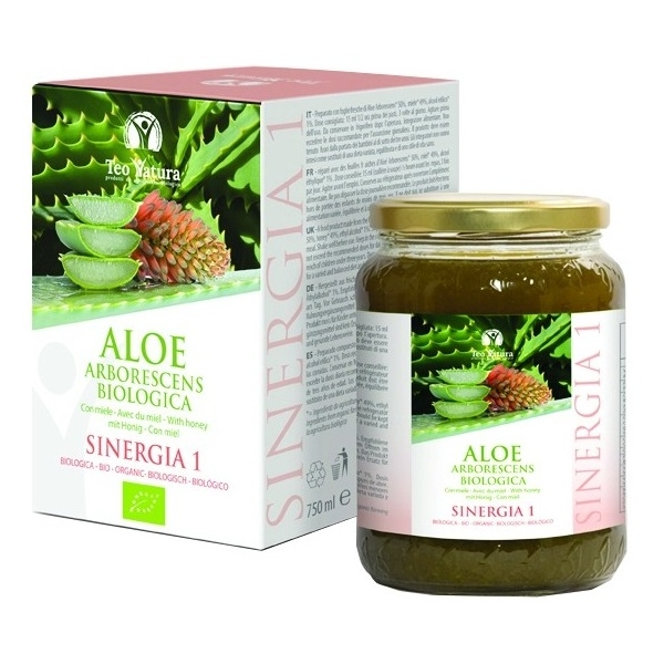 Aloe Arborescens Bio 1 - Pot 750ml Zago