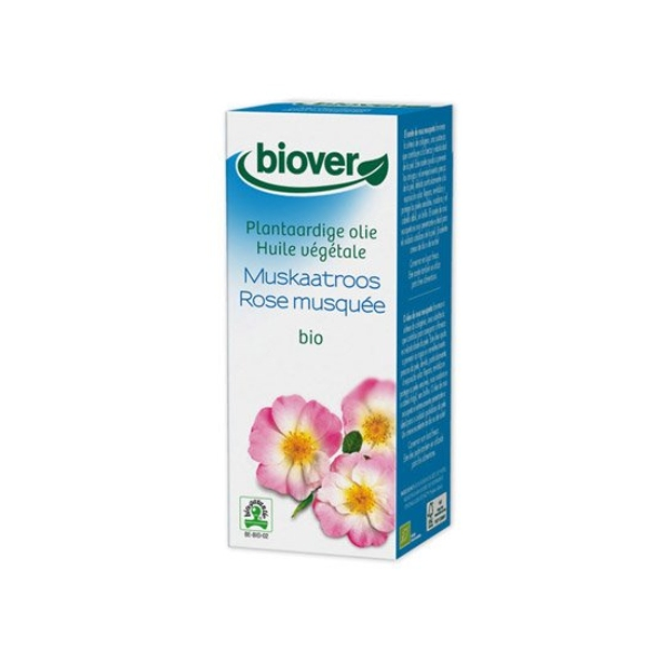 Rose Musquee du Chili Bio - Huile vegetale 50 ml Biover