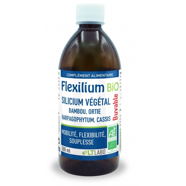 Flexilium Bio Buvable - Flacon 500 ml Lt Labo
