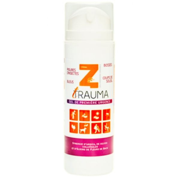 Z trauma Gel - Tube 150 ml