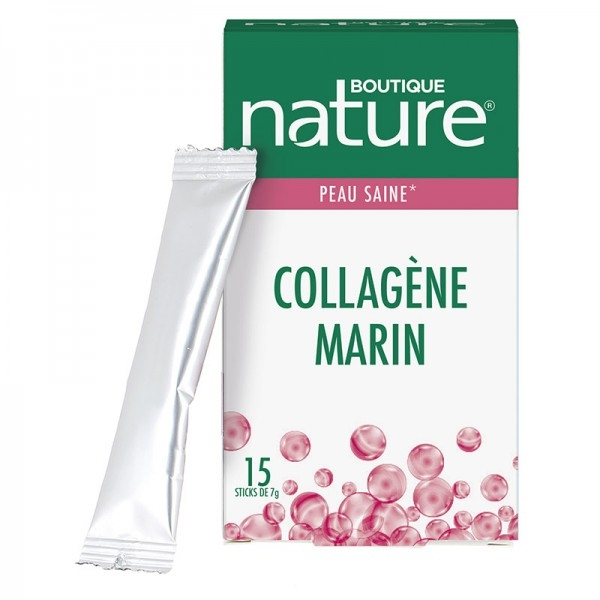Collagene Marin - 15 sticks Boutique nature