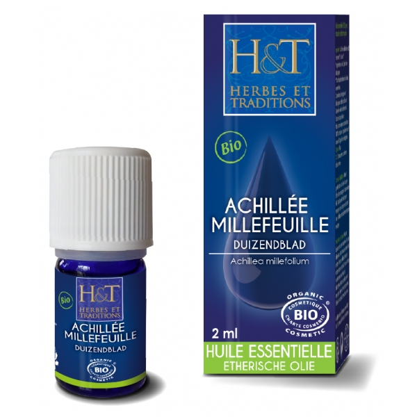 Achilee Millefeuille - Huile essentielle 2 ml Herbes Traditions
