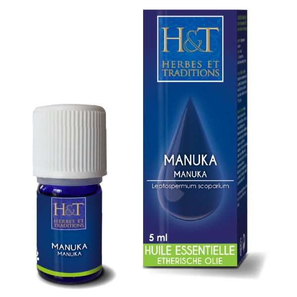 Manuka - Huile essentielle 5 ml Herbes Traditions
