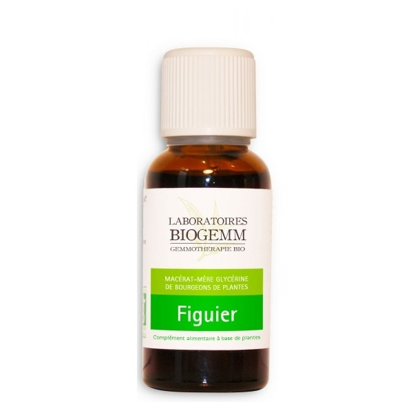 Figuier Bio Bourgeon - Flacon 30ml Biogemm