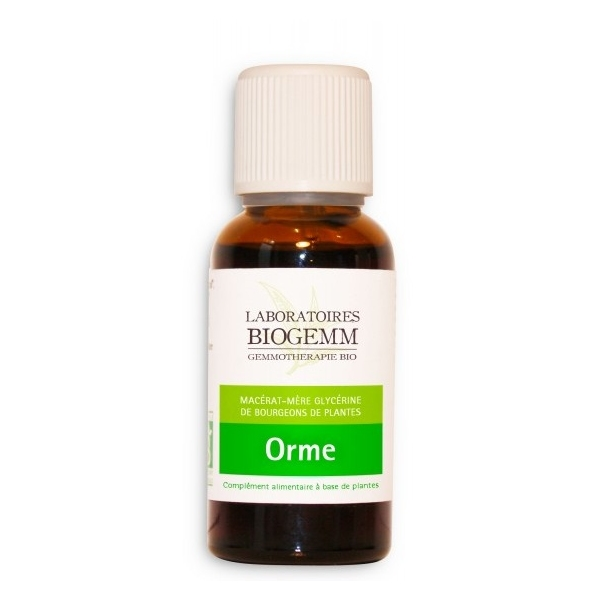 Orme Bio Bourgeon - Flacon 30ml Biogemm