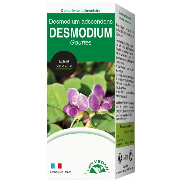 DESMODIUM - Phytoréponse : historique, usage et achat de ...