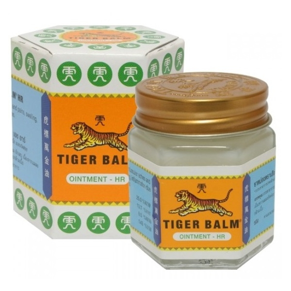 Baume du Tigre Blanc veritable - Pot 30 g Tiger Balm
