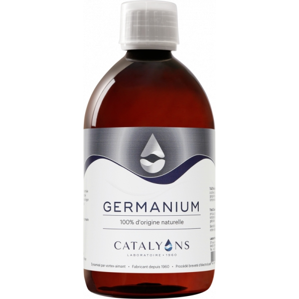 Germanium - Flacon 500 ml Catalyons
