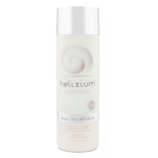 Eau micellaire bio - Bave escargot Flacon 200 ml Helixium