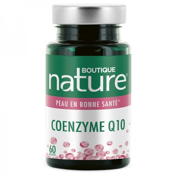 Coenzyme Q10 - 60 gelules Boutique nature