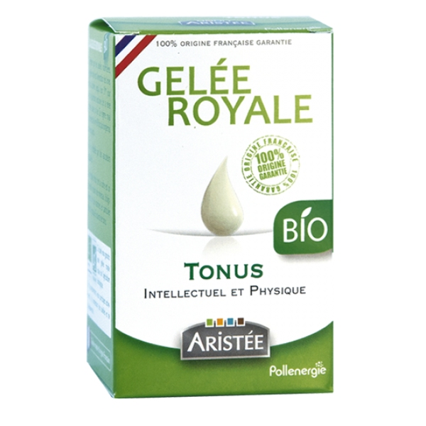 Gelee Royale Bio Francaise - Pot 10g Pollenergie