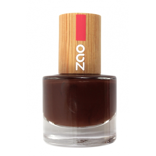 Vernis Ongles Cacao 645 - zao make up