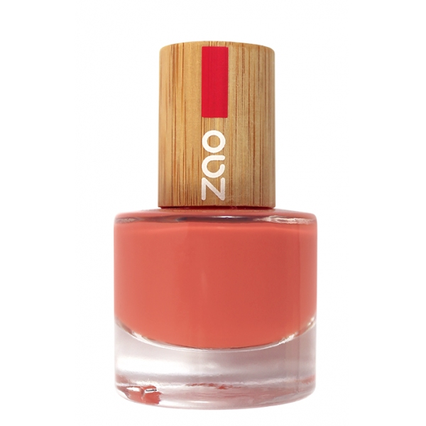 Vernis Ongles Rouille 647 - zao make up