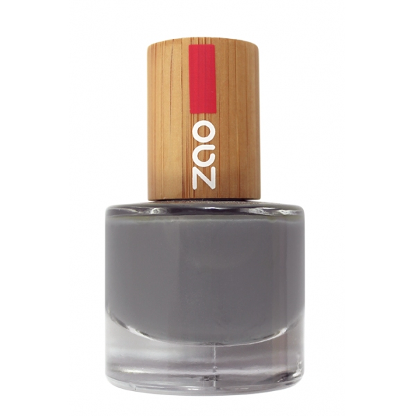 Vernis Ongles Gris 649 - zao make up