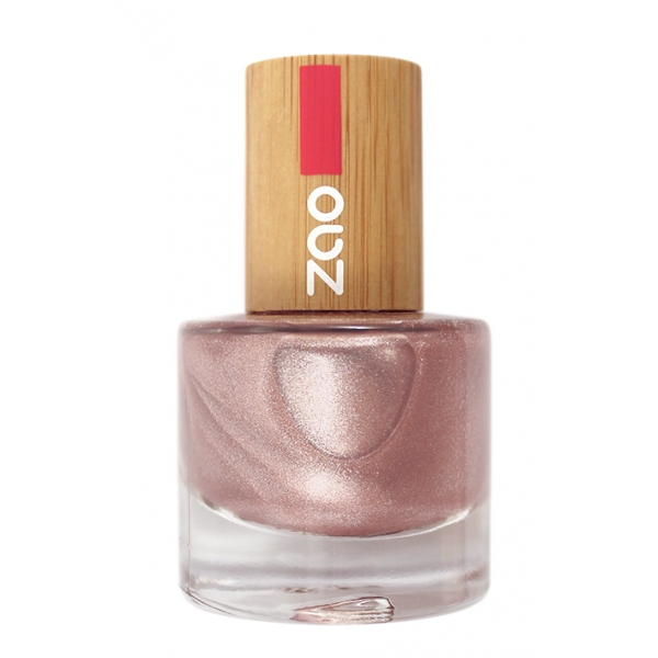 Vernis Ongles Champagne rose 658 - zao make up