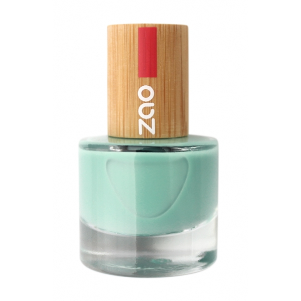 Vernis Ongles Vert d eau 660 - zao make up