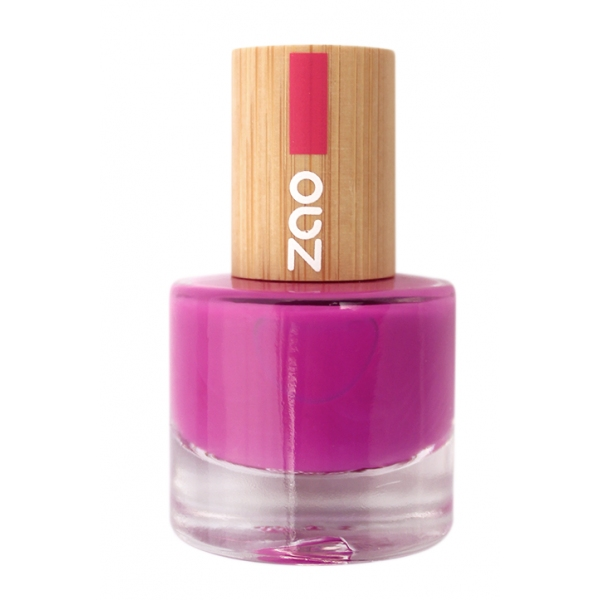 Vernis Ongles Fuchsia 661- zao make up