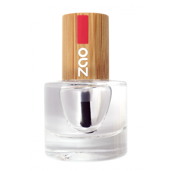 Fixateur vernis  ongles Top Coat classique 636 - Zao make up