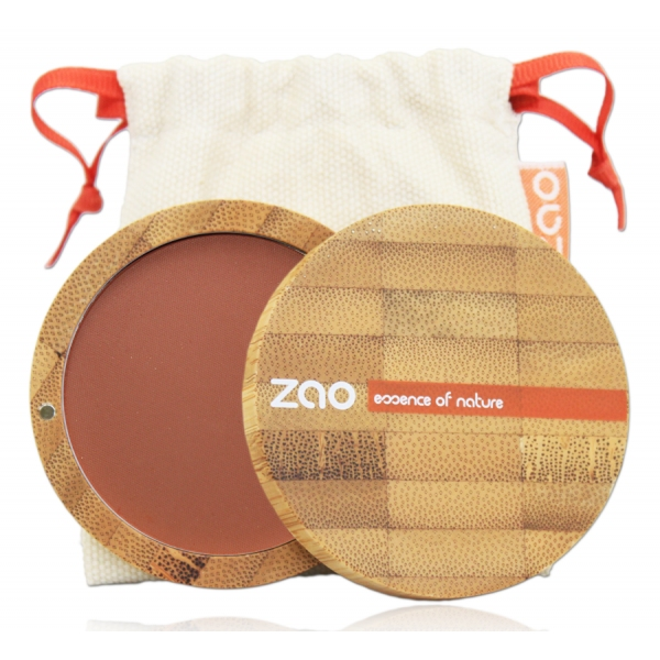Fard a Joues Brun orange - 321 Zao make up