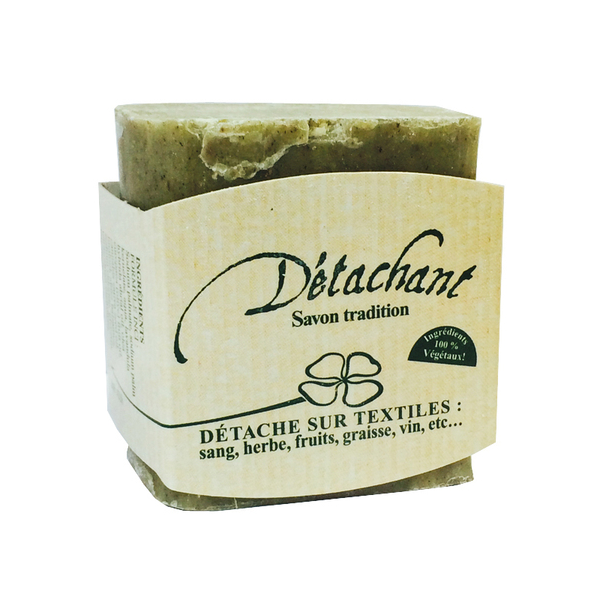 Savon Detachant naturel - 170 g Brugeron