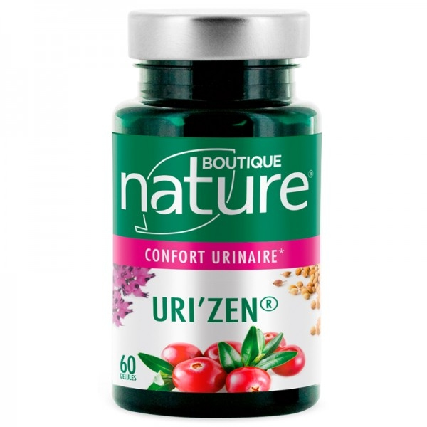 UriZen 60 gelules Boutique nature