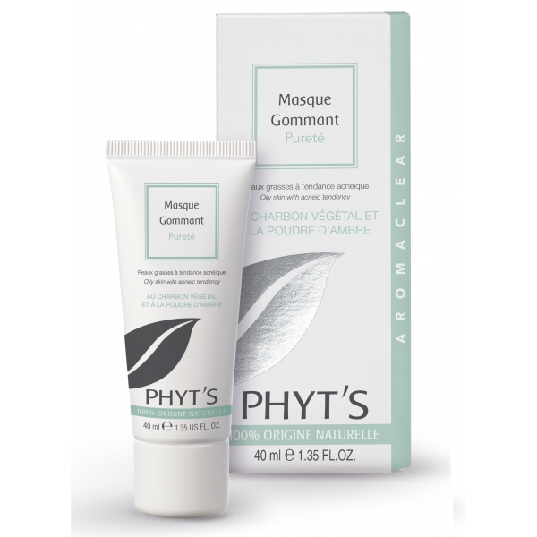 Masque purete Aromaclear C17 - Tube 40g Phyts