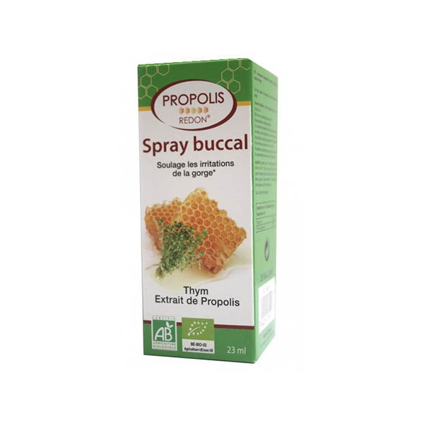 Spray Buccal Propolis Bio - Flacon 23ml Redon