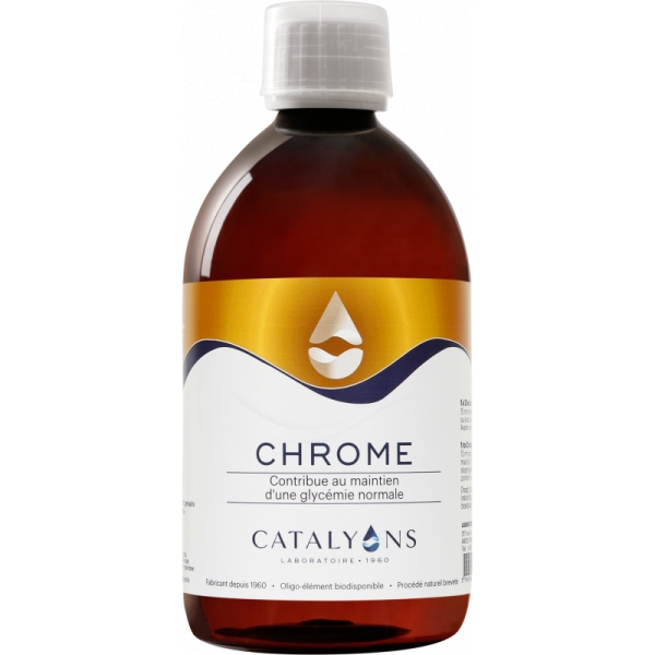 Chrome - Flacon 500 ml Catalyons