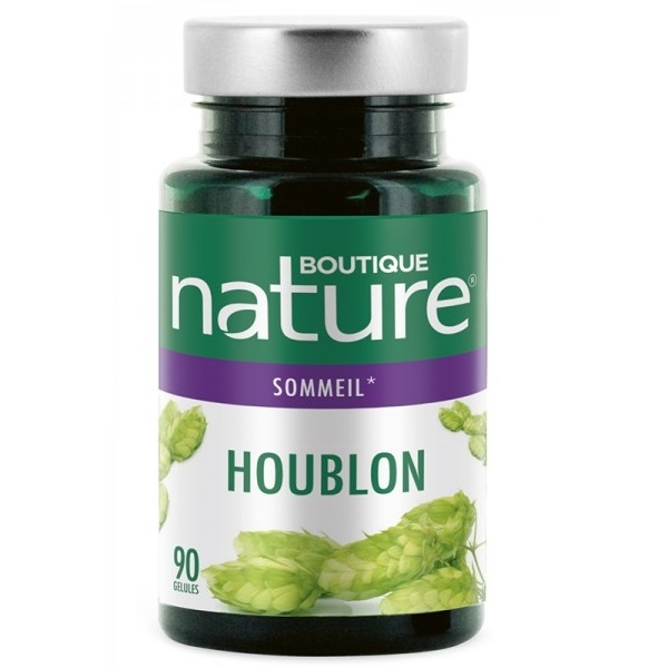 Houblon 90 gelules Boutique nature