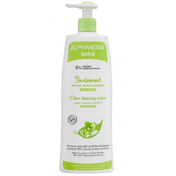 Bio Liniment - Flacon 500ml Alphanova bebe