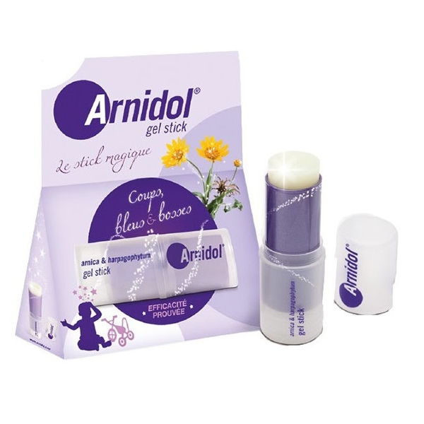 Arnidol gel - Stick 15ml Arnica