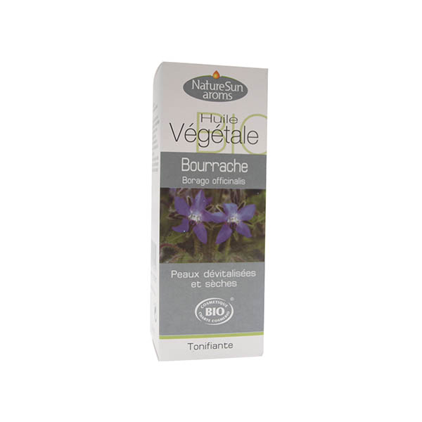 Bourrache Bio - Huile vegetale 50 ml NaturSun