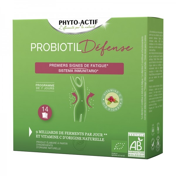 Probiotil defense - 14 sachets Phyto actif