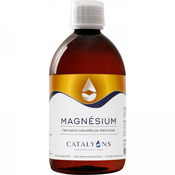 Magnesium - Flacon 500 ml Catalyons