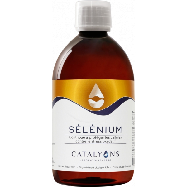 Selenium - Flacon 500 ml Catalyons