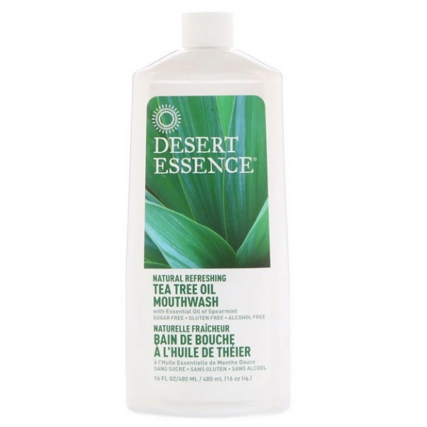 Bain de Bouche Arbre a The - 473 ml Desert Essence