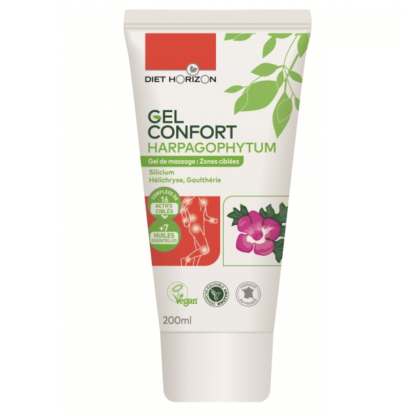 Gel confort Harpagophytum - Tube 200 ml Diet horizon