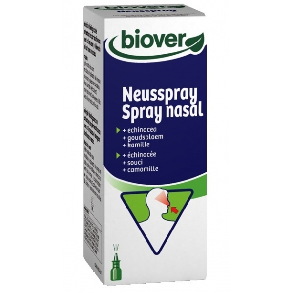 Spray Nasal Echinacea 23 ml Biover
